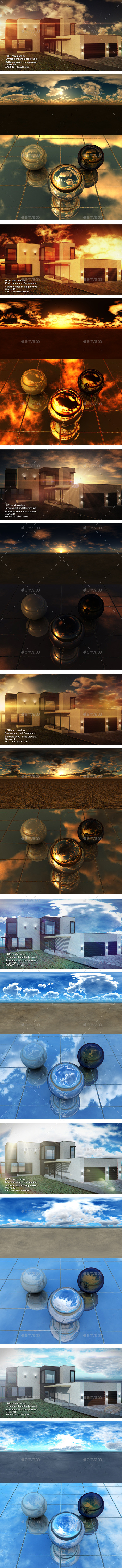 HDRI Pack Desert vol2