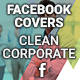 Facebook Timeline Cover - Clean Corporate