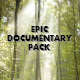 Epic Documentary Pack - AudioJungle Item for Sale