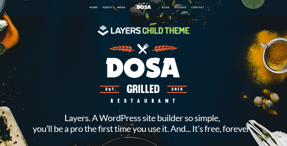 ThemeForest DOSA LayersWP Multipurpose Child Theme 11302862