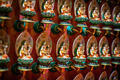 Interior of the Buddha Tooth Relic Temple in Singapore - PhotoDune Item for Sale