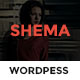 Shema - Creative One Page Wordpress Theme - ThemeForest Item for Sale