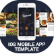 Slade Restaurant iOS Mobile App Template - GraphicRiver Item for Sale
