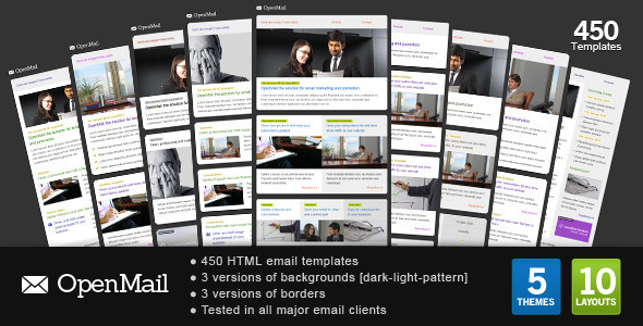 ThemeForest OpenMail 1132455