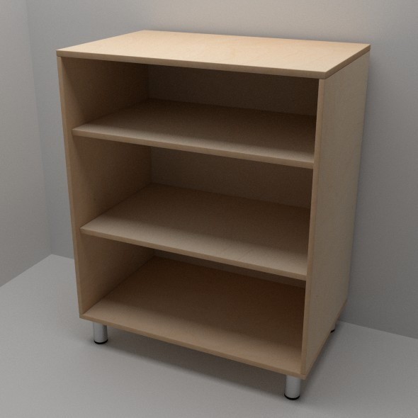 3DOcean Office Shelf 11303884