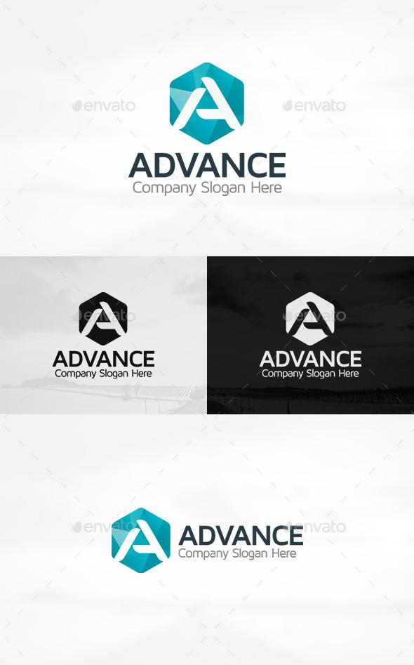 GraphicRiver A Letter Logo 11304245