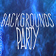 Party Backgrounds - VideoHive Item for Sale