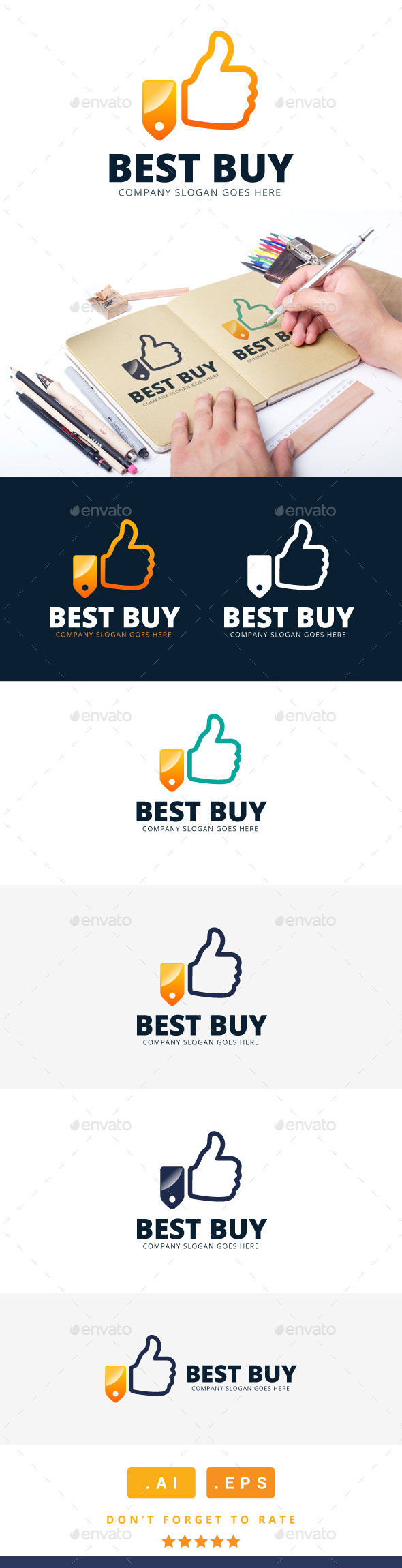 GraphicRiver Best Buy Logo 11304943