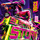 Flyer Electro Storm Konnekt - GraphicRiver Item for Sale