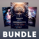 Electronic Flyer Bundle Vol.01 - GraphicRiver Item for Sale