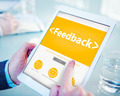 Feedback Satisfaction Information Business Office Working Concep