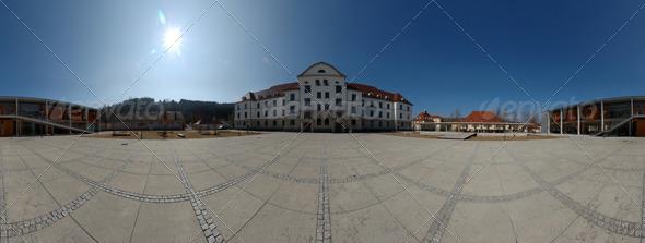 3DOcean HDRI Open Space 139604