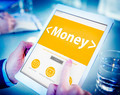 Money Currency Costs Finance Investing Spending Concept