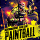 Paintball Game Flyer - GraphicRiver Item for Sale