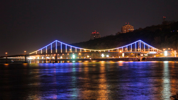 VideoHive Glowing Bridge 11305908