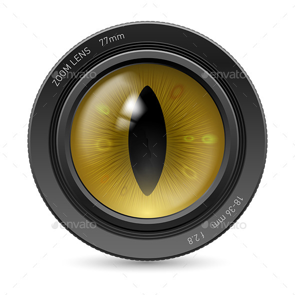 GraphicRiver Camera Lens 11305912