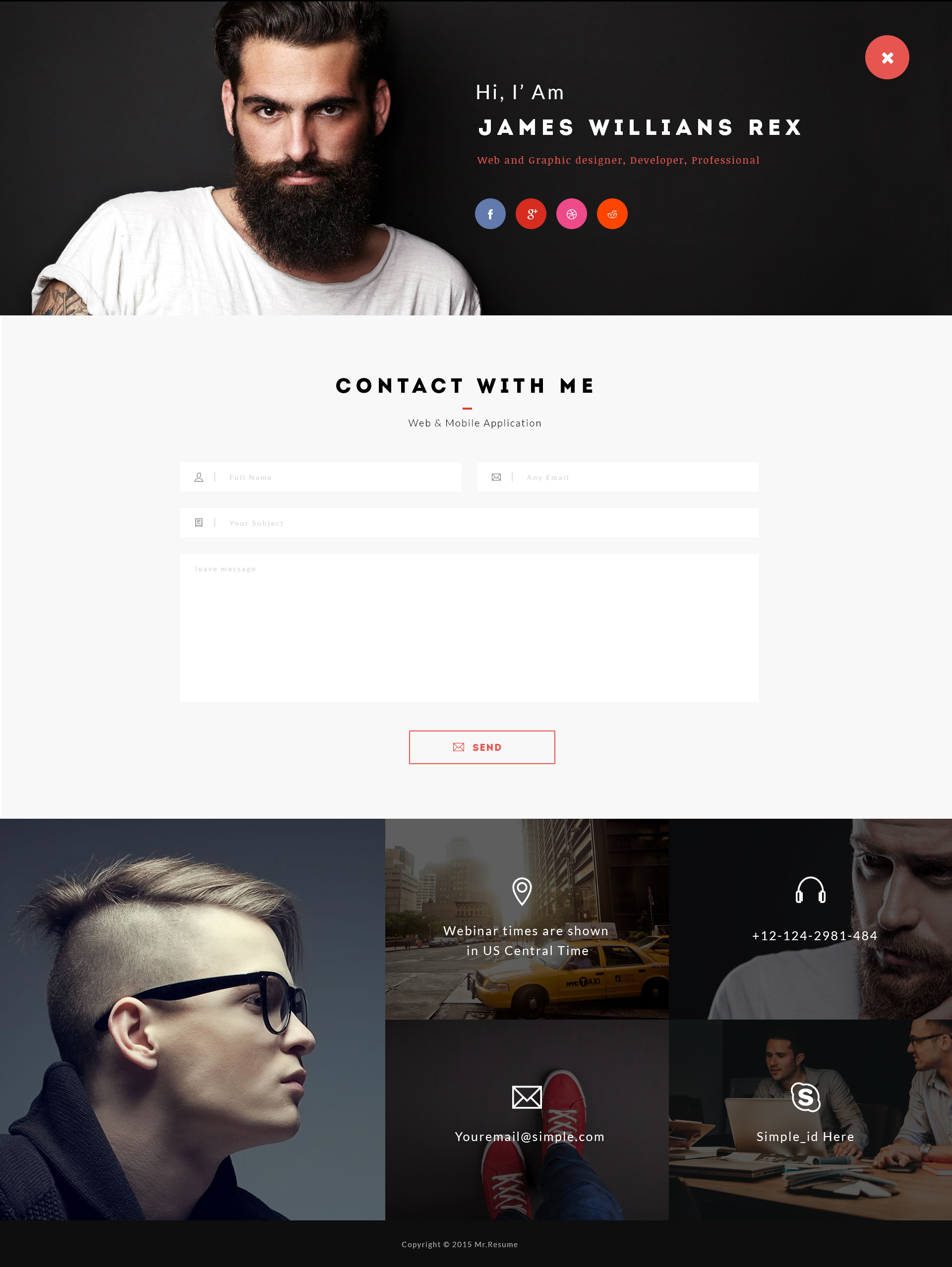 mr resume one page resume personal psd template by userthemes mr resume one page resume personal psd template