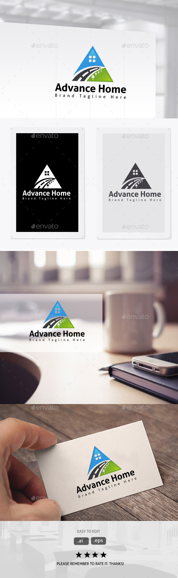 GraphicRiver Advance Home 11306130