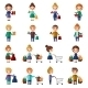 People in the Store - GraphicRiver Item for Sale