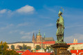 Statue of St. John Nepomuk, Prague, Czech Republic - PhotoDune Item for Sale