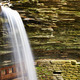 Cave waterfall at Watkins Glen state park - PhotoDune Item for Sale