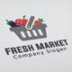 Fresh Market Logo - GraphicRiver Item for Sale