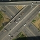 Aerial View Of Highway Interchange In Moscow City - VideoHive Item for Sale
