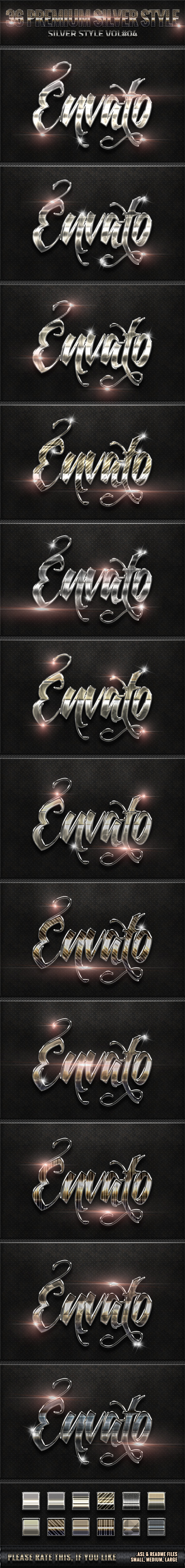 GraphicRiver Edit 36 Silver Style V04 11306848