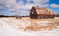 Farm Field Forgotten Barn Decaying Agricultural Structure Ranch - PhotoDune Item for Sale