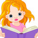 Reading Girl - GraphicRiver Item for Sale