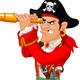 Cartoon Pirate - GraphicRiver Item for Sale