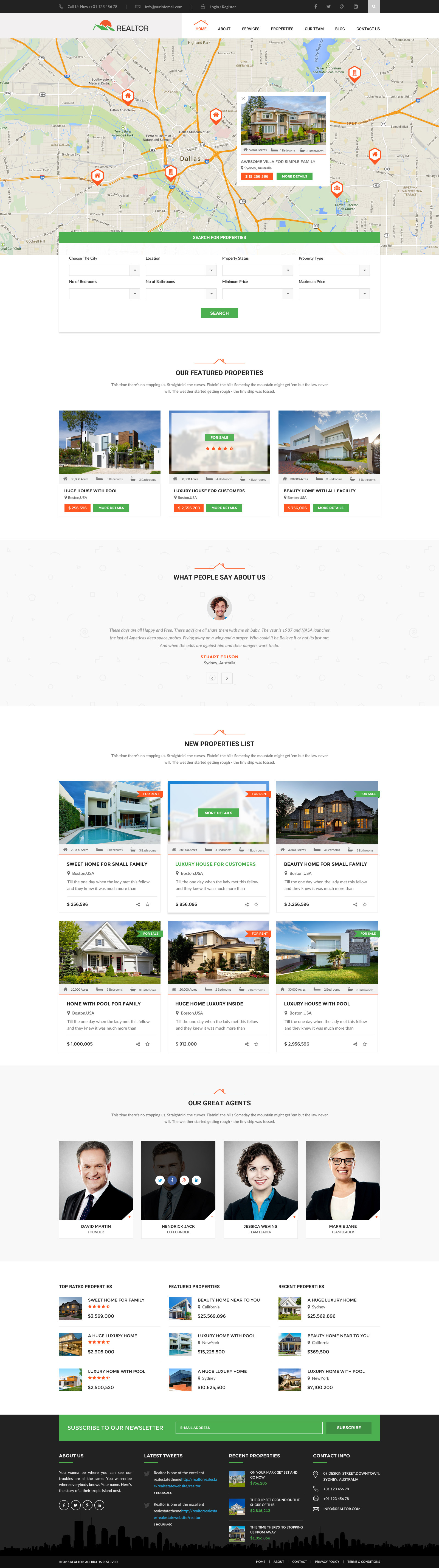 realtor real estate html template by wpmines themeforest screenshots 07 property listing jpg screenshots 08 blog jpg screenshots 09 property details jpg screenshots 10 single post jpg