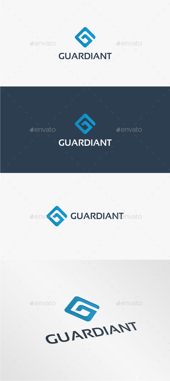 GraphicRiver Guardiant Letter G Logo Template 11307606