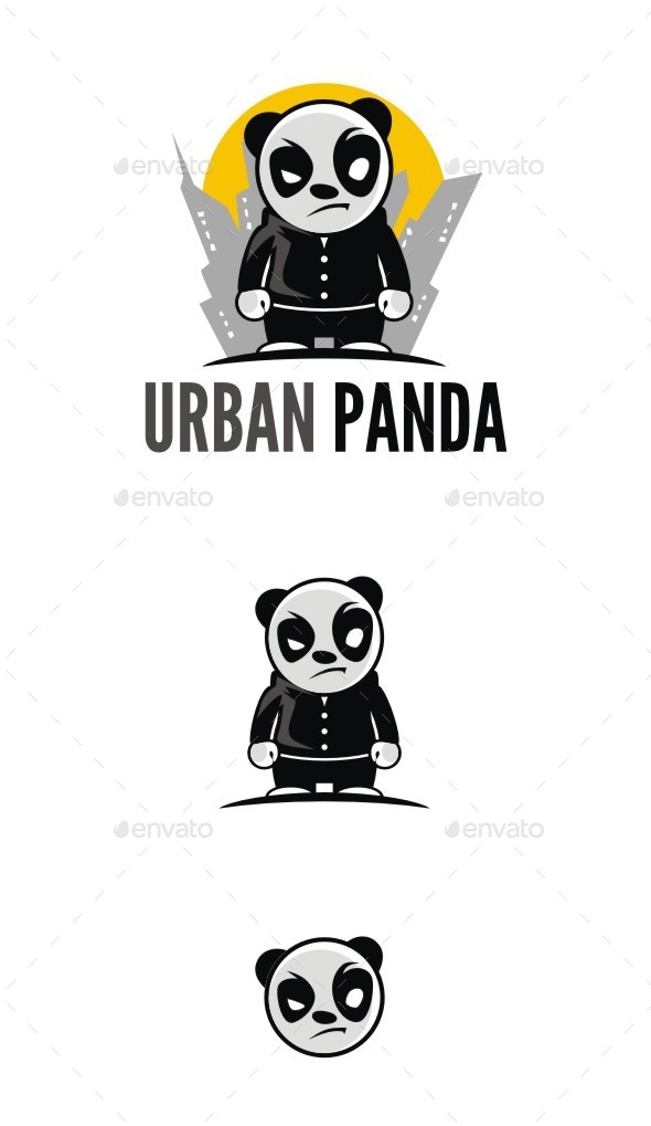 GraphicRiver Urban Panda 11307824