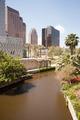 San Antonio River Flows Thru Texas City Downtown Riverwalk - PhotoDune Item for Sale