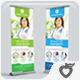 Medical Roll-up Banner - GraphicRiver Item for Sale