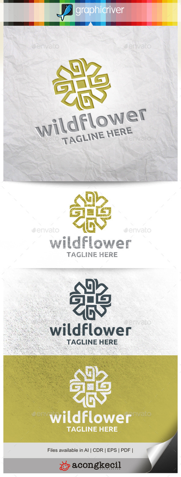 GraphicRiver Wild Flower V.3 11309154