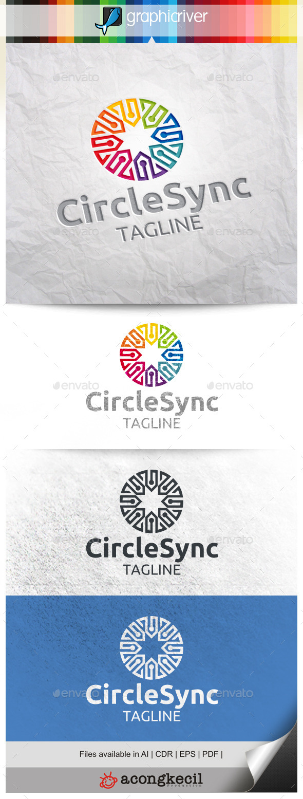 GraphicRiver Circle Sync V.8 11309165