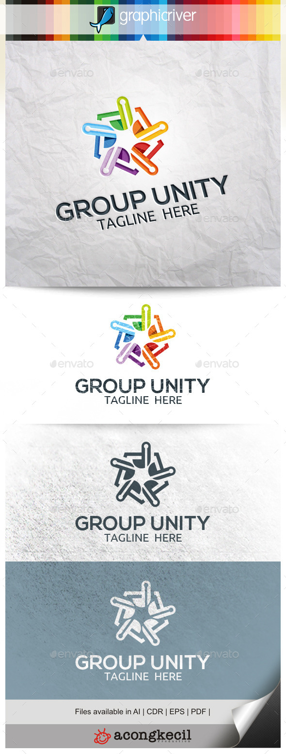 GraphicRiver Group Unity V.6 11309175