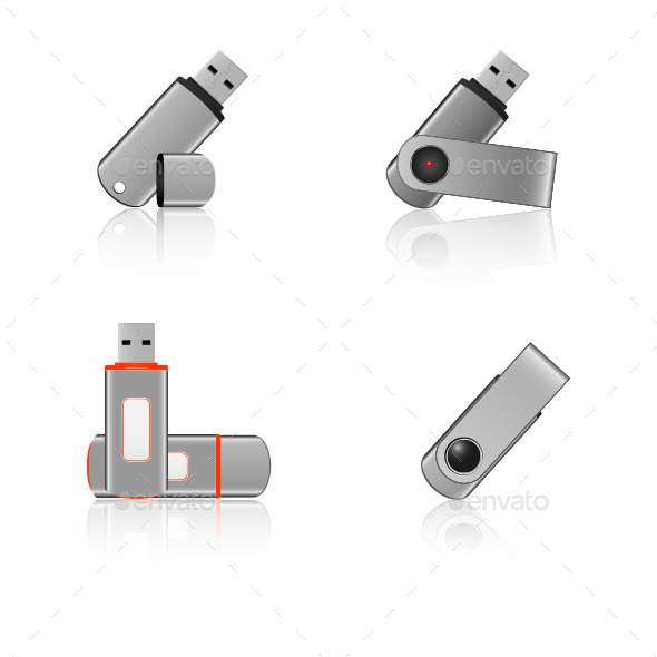 GraphicRiver USB Flash Drives 11309460