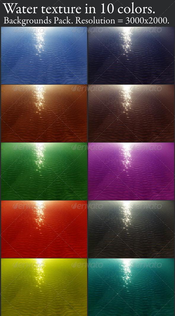 Water textures - Nature Textures