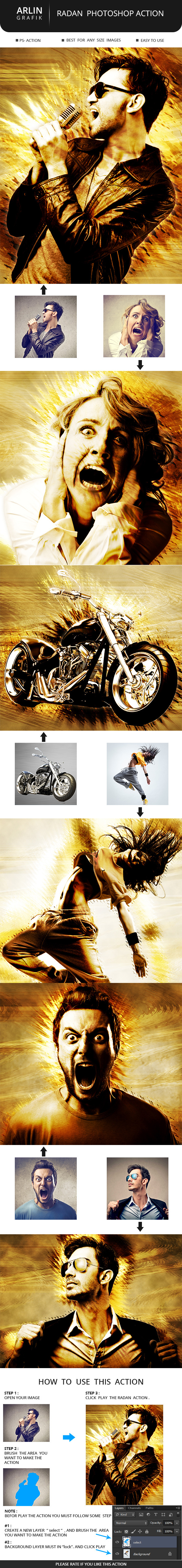 GraphicRiver Radan Action 11265159
