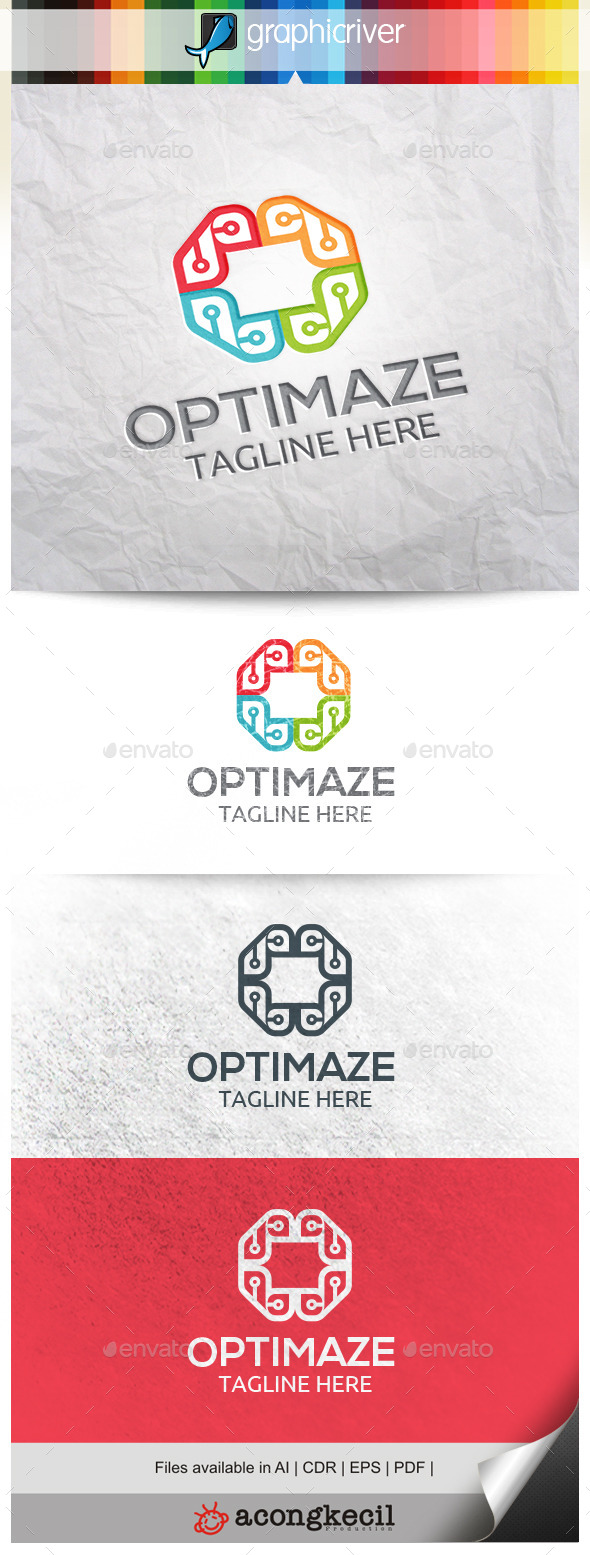 GraphicRiver Optimaze 11309622