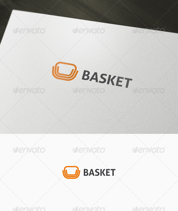 GraphicRiver Abstract Basket Logo 1133475