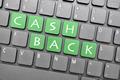 Cash back key on keyboard - PhotoDune Item for Sale
