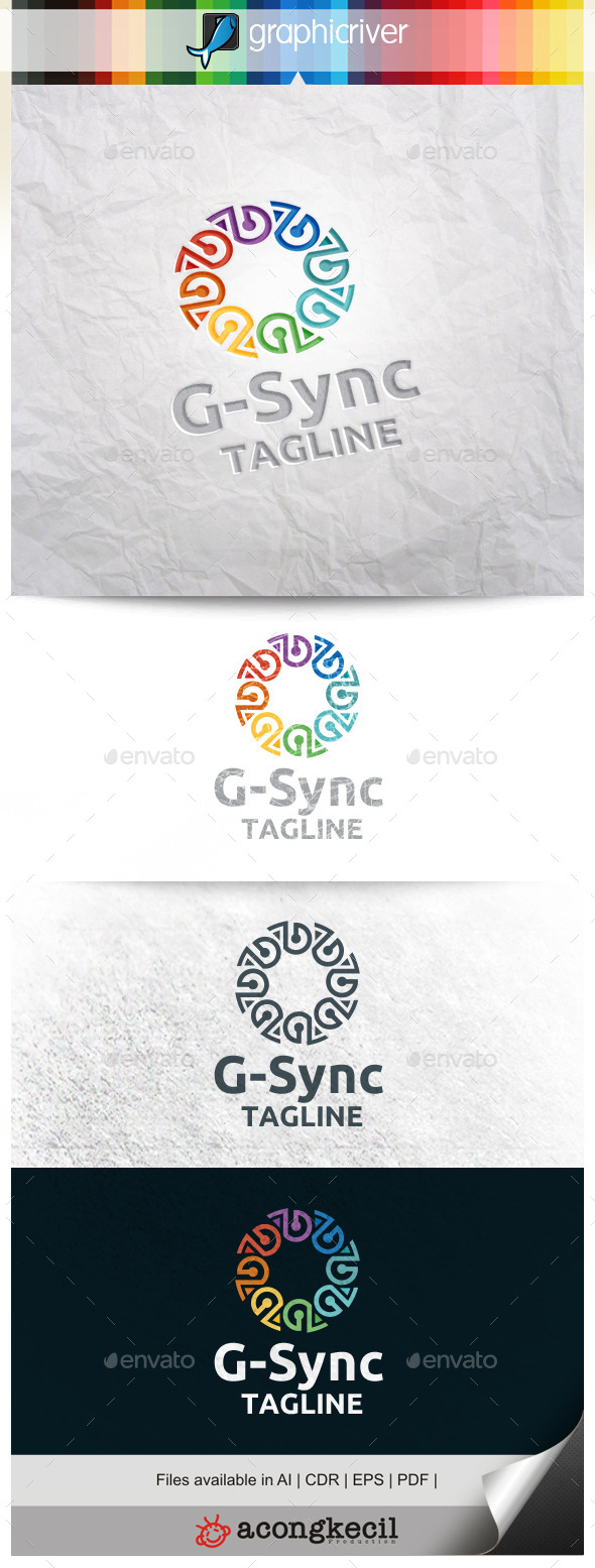 GraphicRiver G-Sync V.2 11309870