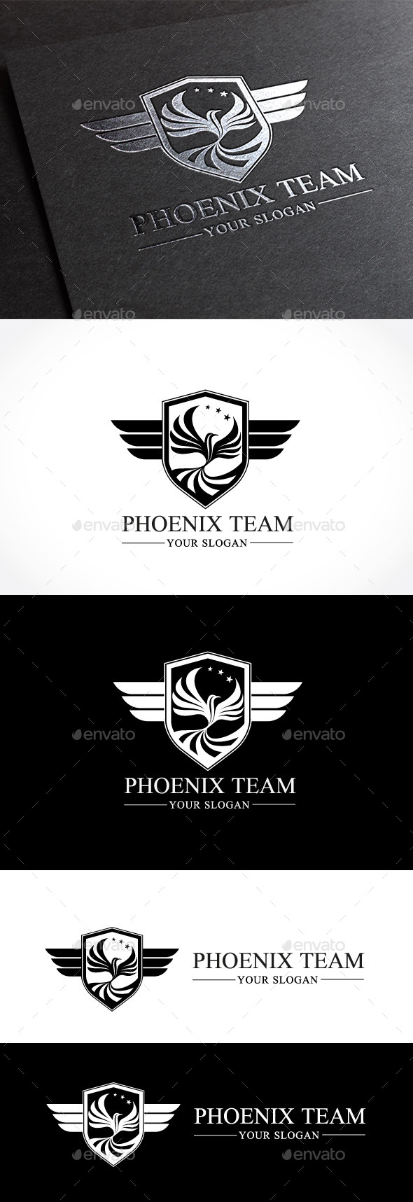 GraphicRiver Phoenix Team 11309905