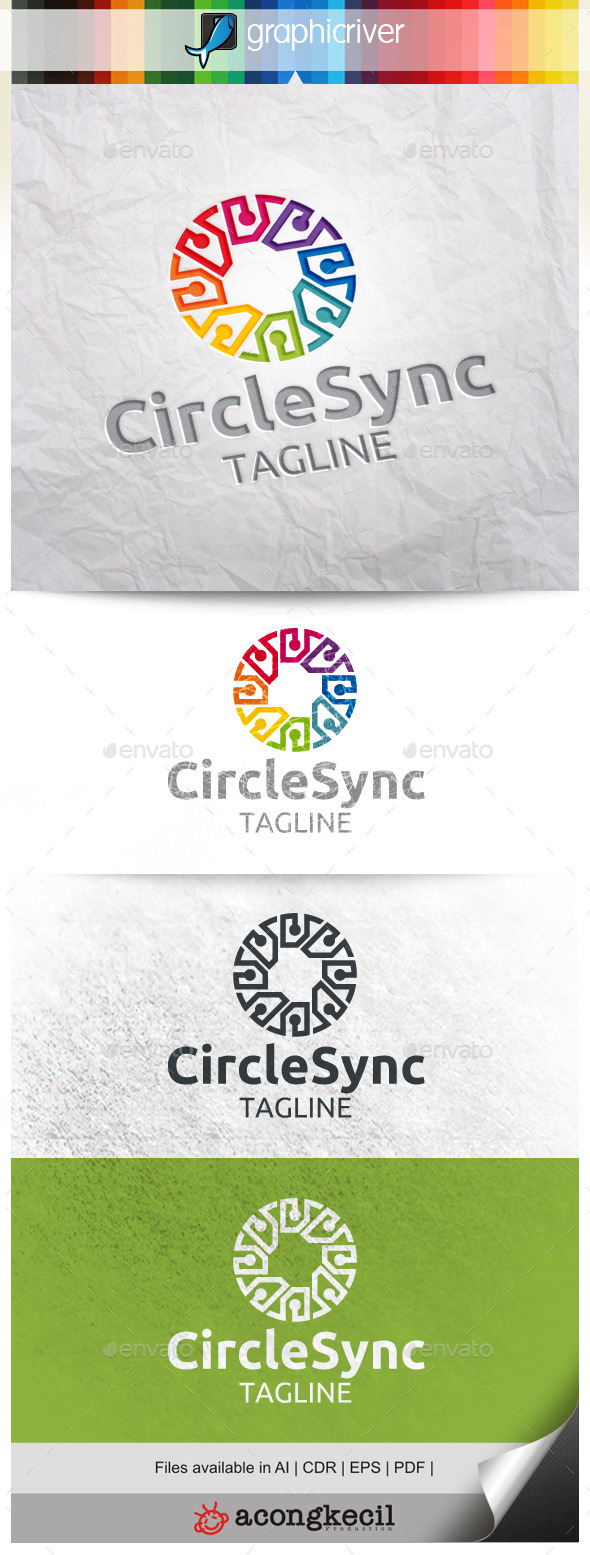 GraphicRiver Circle Sync V.9 11309918
