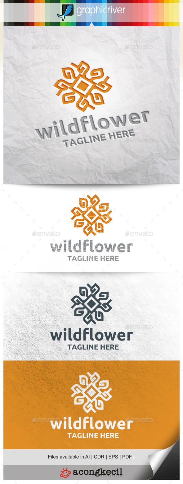 GraphicRiver Wild Flower V.4 11310087