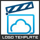 Cloud Movies - Logo Template - GraphicRiver Item for Sale